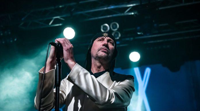Laibach Vulkan Arena Oslo BLEZT