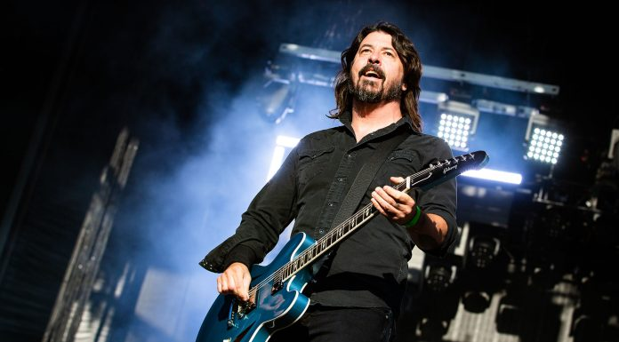 Foo Fighters Koengen Bergen BLEZT
