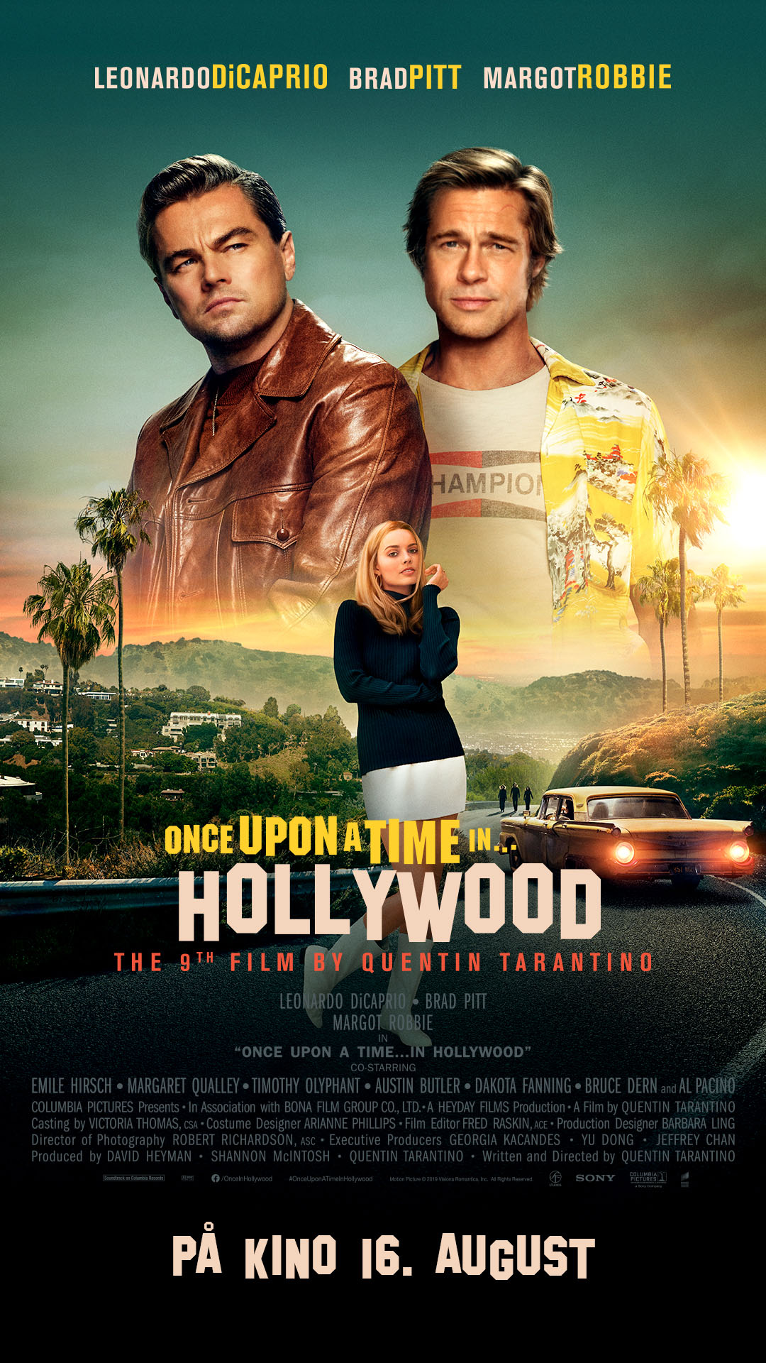 Once Upon a Time In Hollywood BLEZT