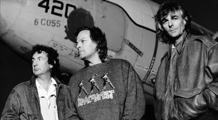 Pink Floyd 1987 Dimo Safari
