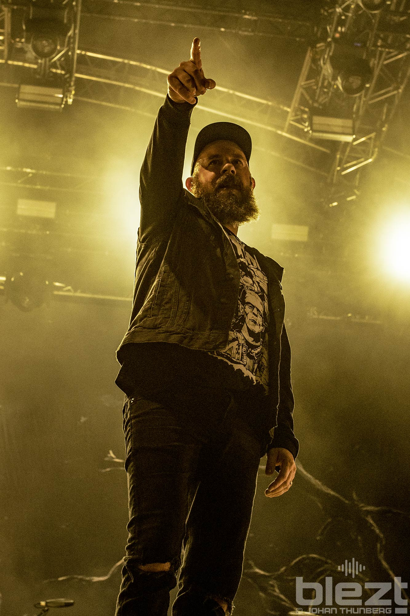 In Flames Borgholm Brinner 2019 BLEZT