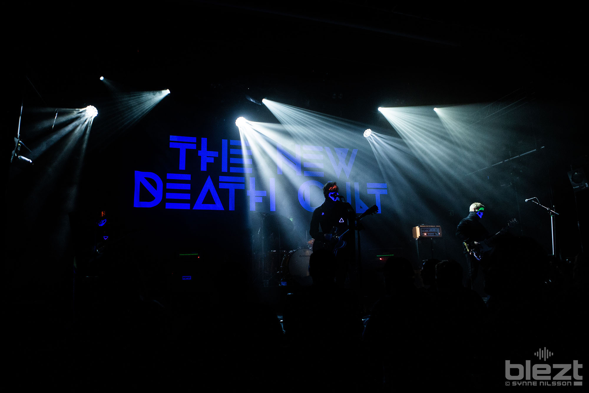 The New Death Cult Parkteatret BLEZT