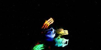 The New Death Cult album cover BLEZT