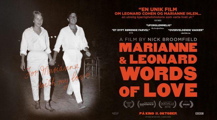 Words of Love Leonard Cohen BLEZT