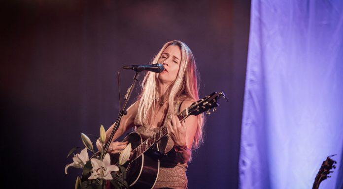 Heather Nova Parkteatret Oslo BLEZT