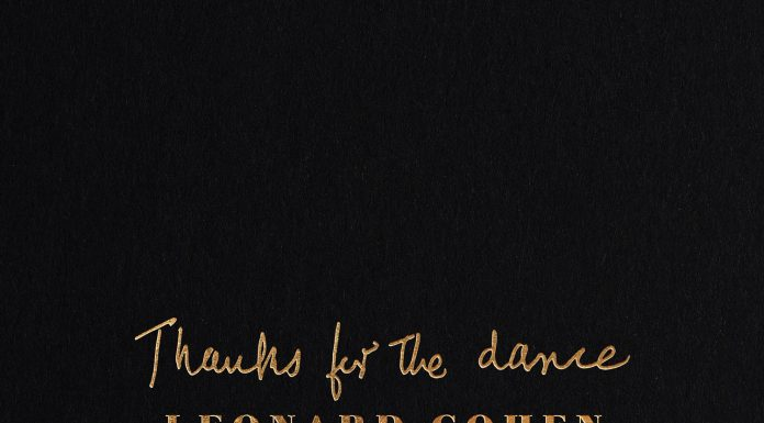Leonard Cohen Thanks for the Dance BLEZT