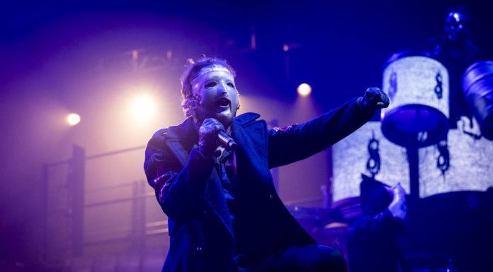 Slipknot Telenor Arena Oslo BLEZT