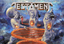 Testament Titans of Creation BLEZT