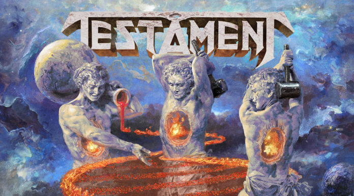 Testament Titans of Creation BLEZT