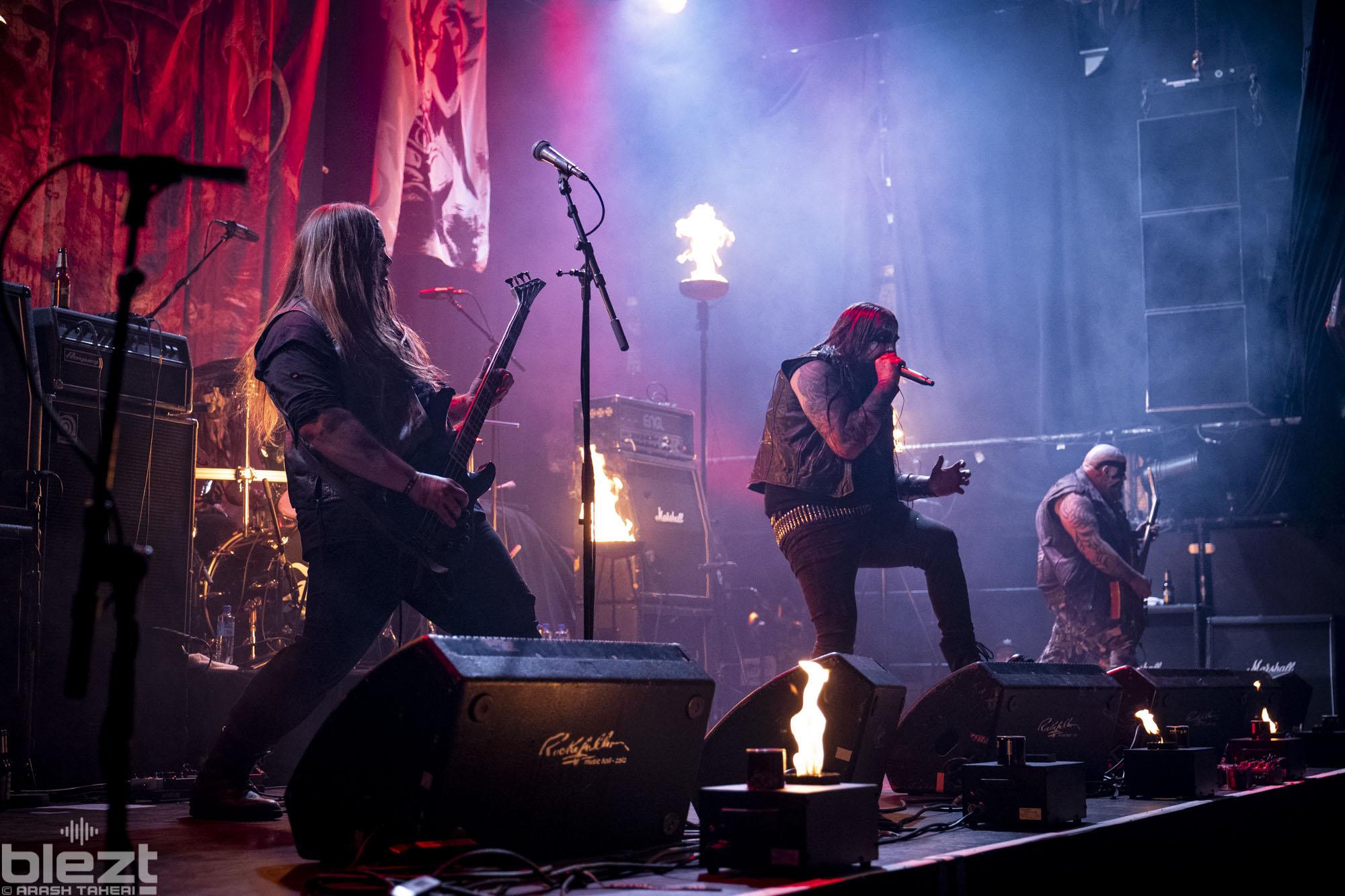 Ragnarok Inferno 2019 BLEZT