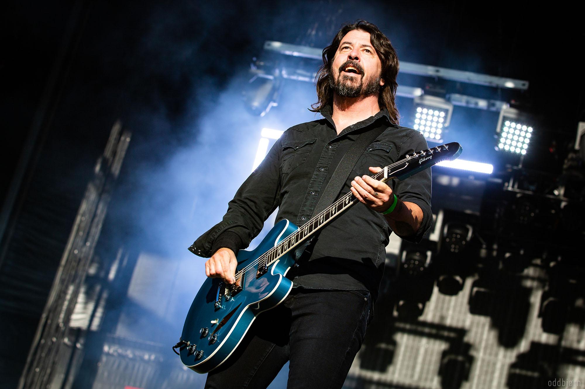 Foo Fighters Koengen Bergen BLEZT