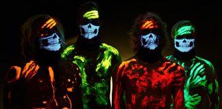 the new death cult promo photo by sebastian ludvigsen