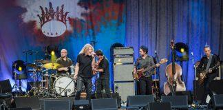 Robert Plant Fredriksten festning Halden BLEZT