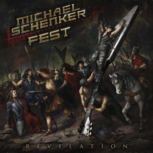 Michael Schenker Fest Revelation BLEZT