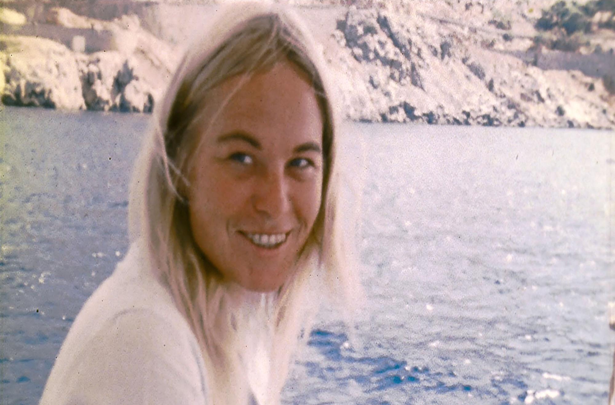 Marianne Ihlen Hydra Words of Love