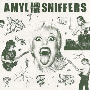 Amyl and The Sniffers BLEZT