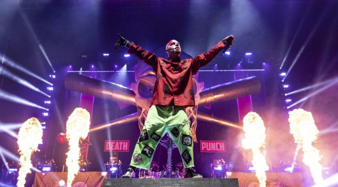 Five Finger Death Punch Oslo Spektrum BLEZT