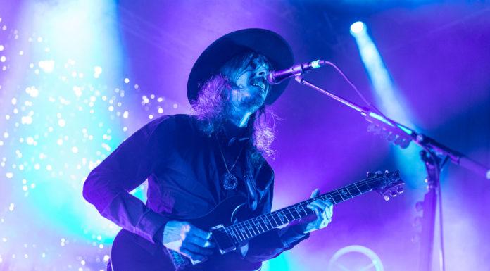 Opeth Sentrum Scene Oslo BLEZT