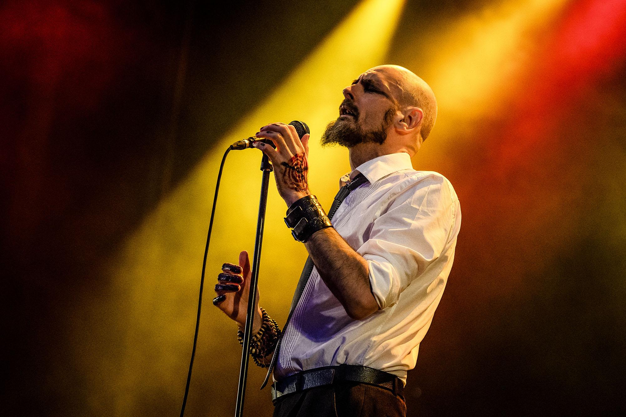 My Dying Bride Sweden Rock Festival 2016 BLEZT