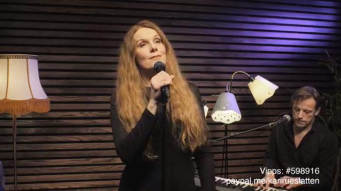 Kari Rueslåtten Moskus Sessions BLEZT