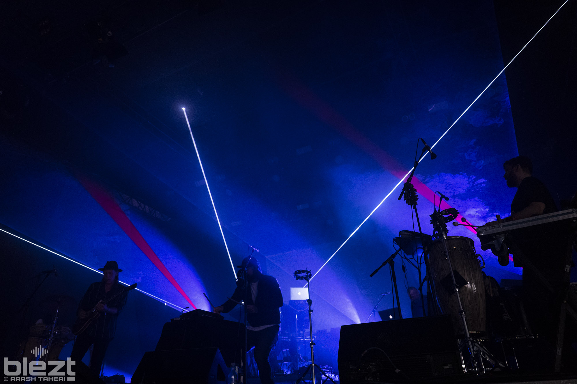 Ulver - Tons Of Rock 2019 - BLEZT