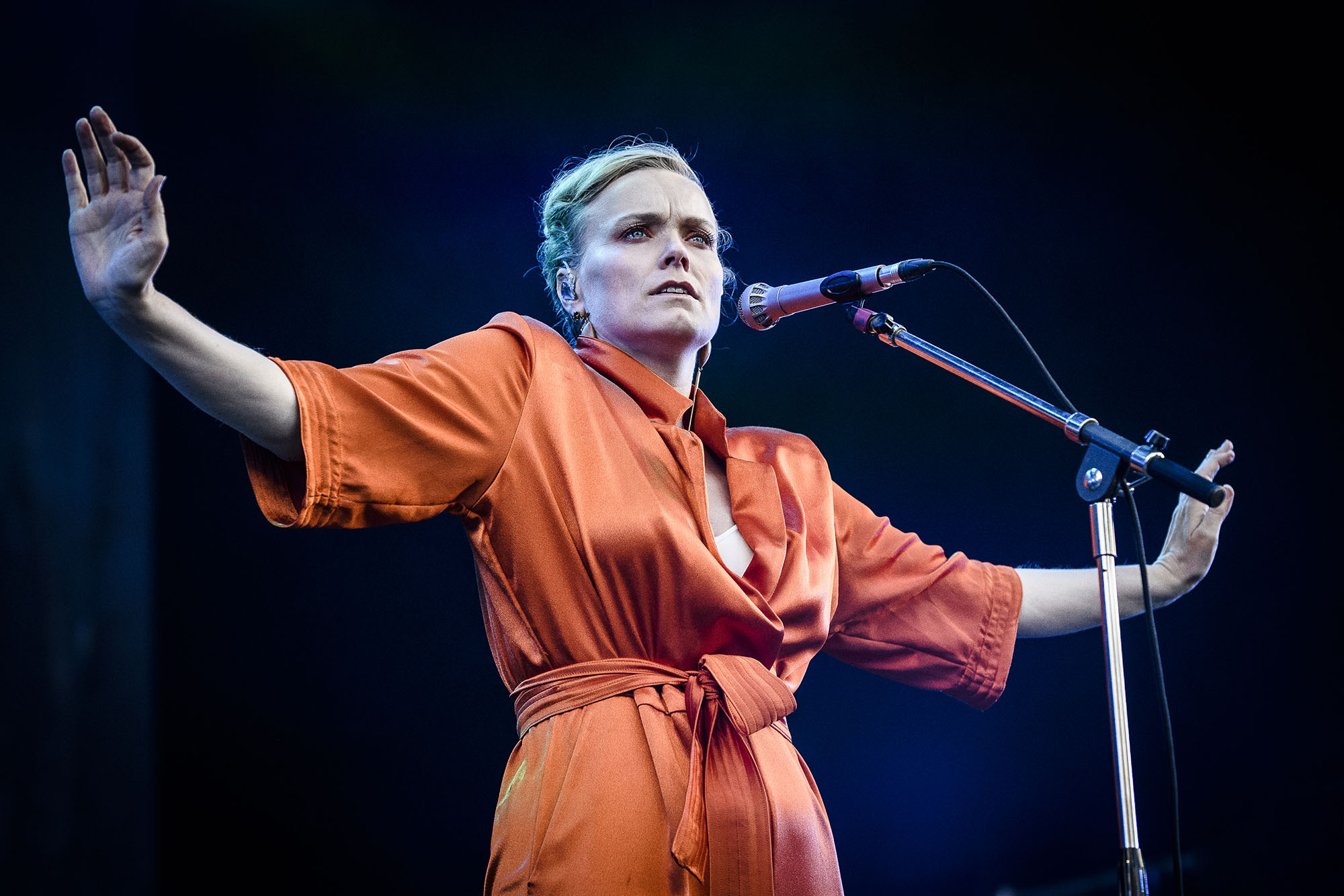 Ane Brun - Øyafestivalen 2016 - BLEZT