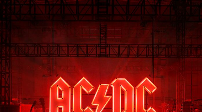 AC/DC - Power Up - BLEZT