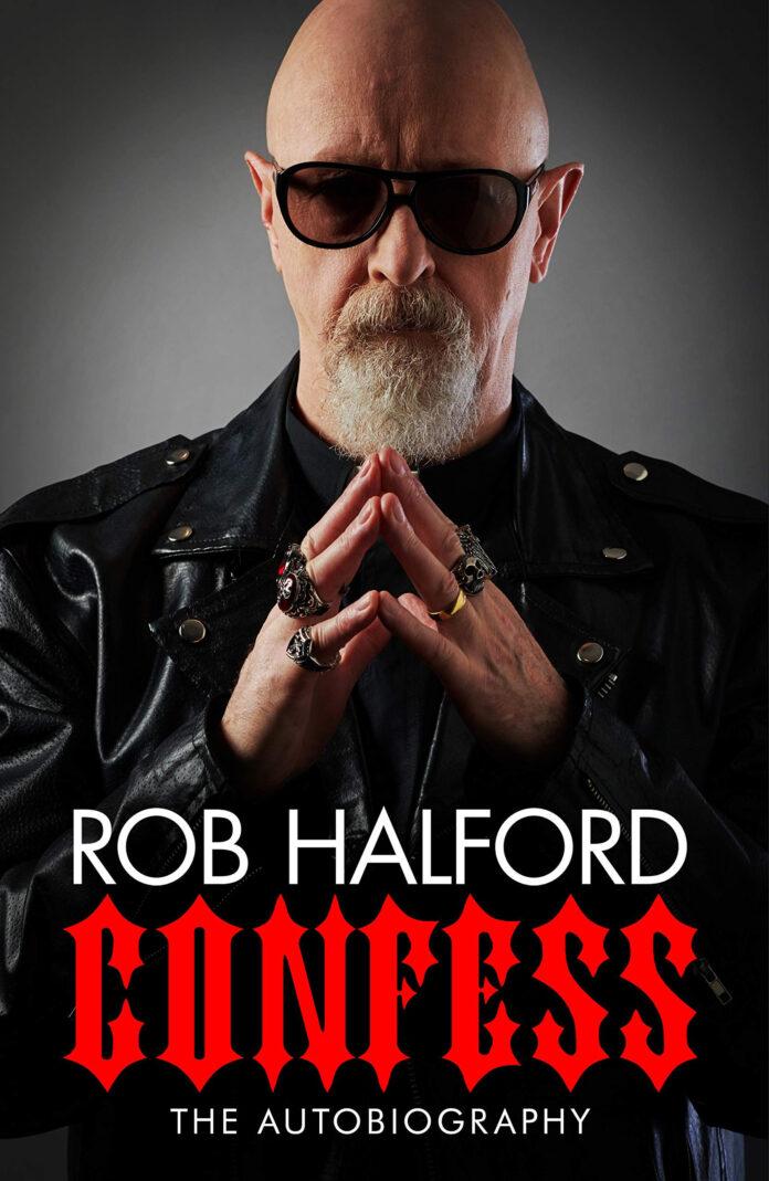 Confess - Rob Halford - BLEZT