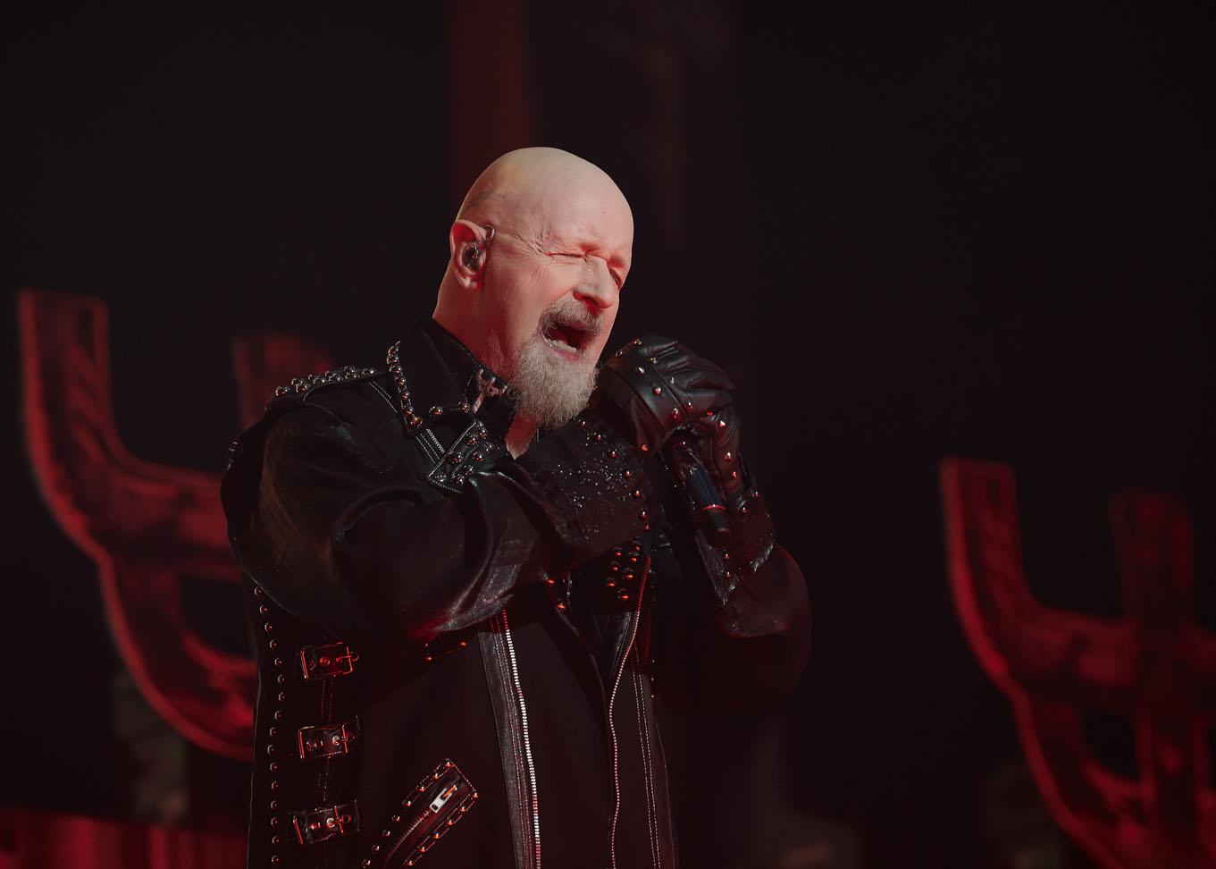Rob Halford - Judas Priest - BLEZT