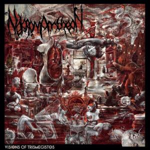 Nekromantheon - Visions of Trismegistos - BLEZT