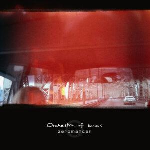 Zeromancer - Orchestra of Knives - BLEZT - Plateanmeldelse.